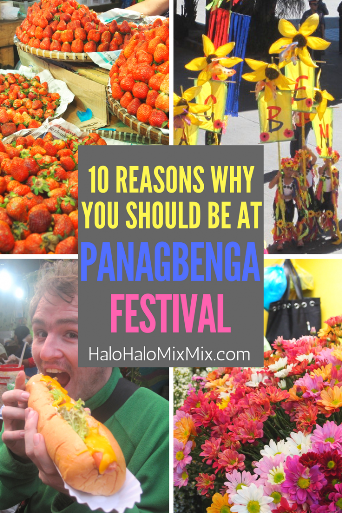 10 Reasons Why You Should Be at Panagbenga Festival This Year