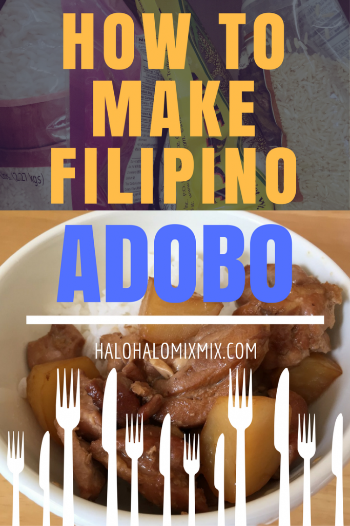 How to make Filipino adobo