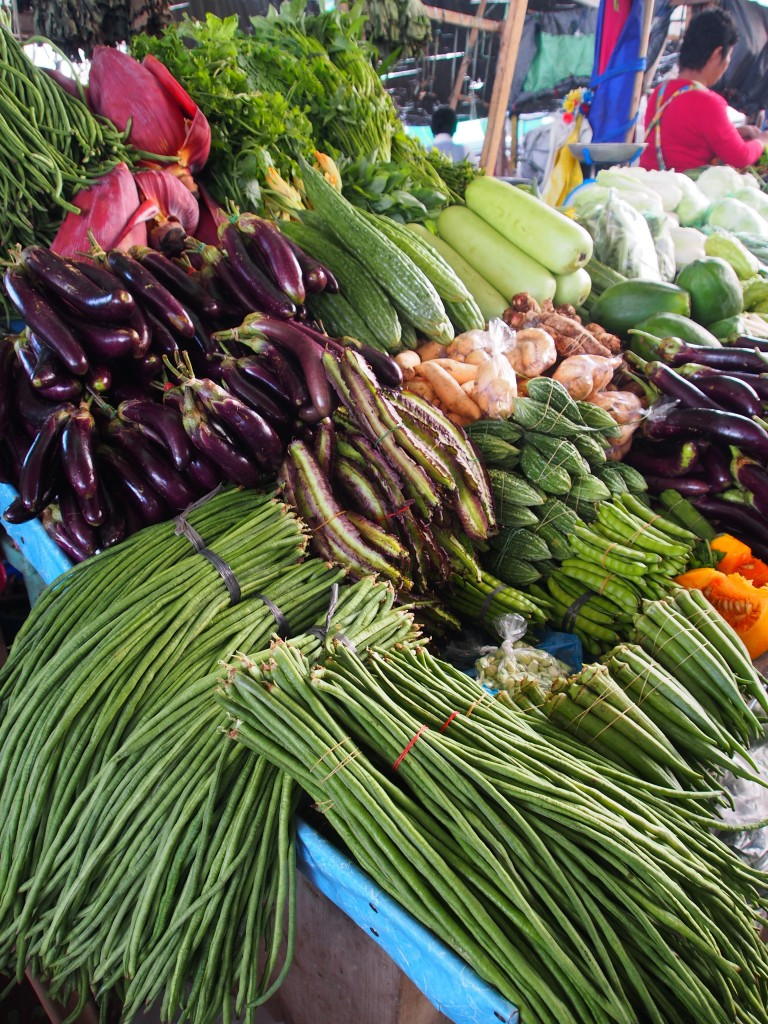 baguio market vegetables