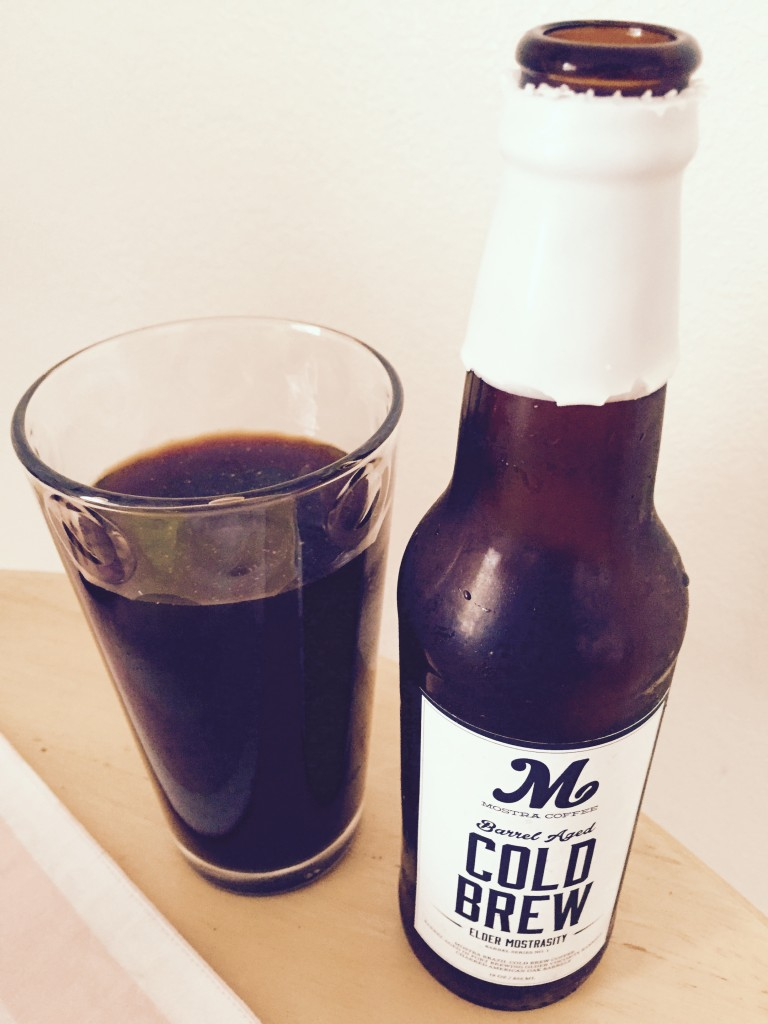 elder mostrasity cold brew craft coffee san diego