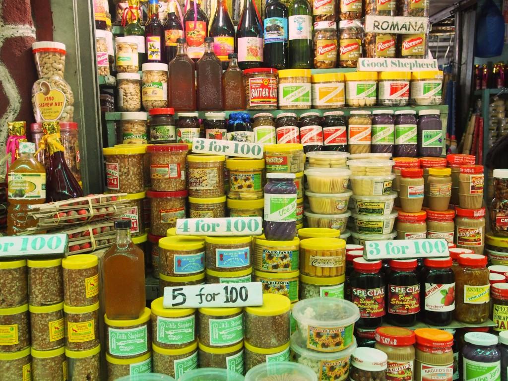 pasalubong baguio market