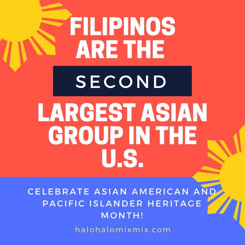 Filipino population US
