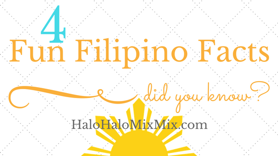 fun filipino facts