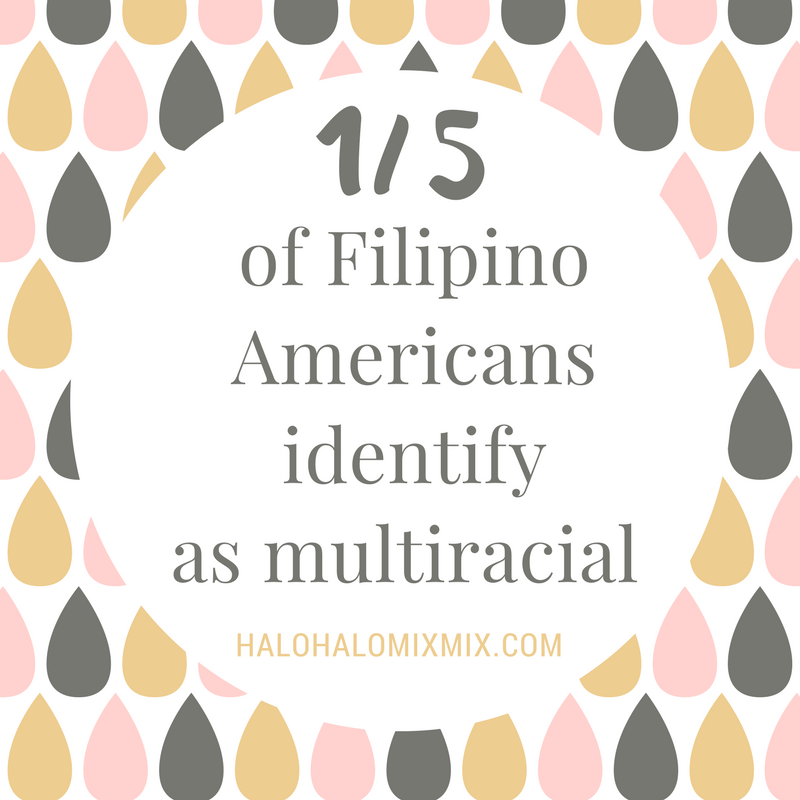 filipino american multiracial