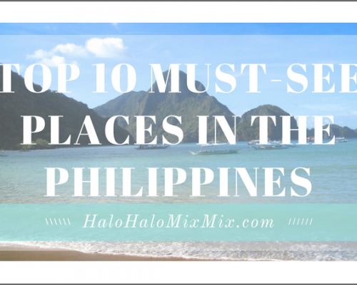 Top 10 Must-See Places in the Philippines