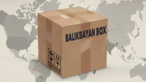 Filipino American Voices - Lessons Packed in a Balikbayan Box