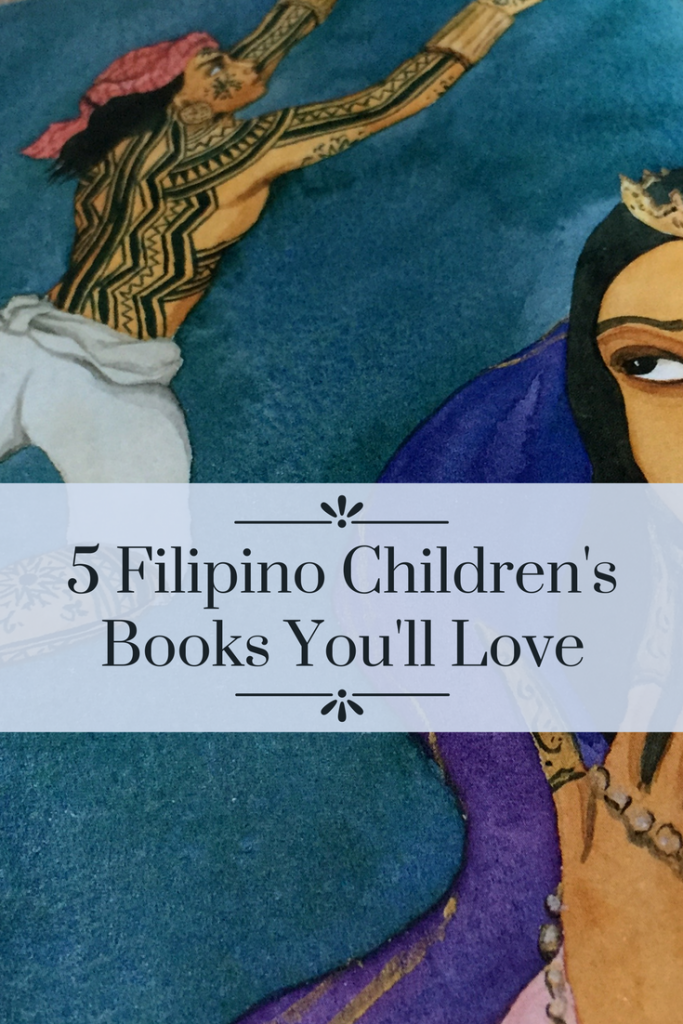 5 Filipino Children's Books You'll Love
