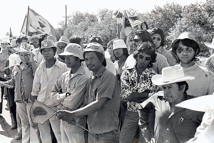 filipino farm workers