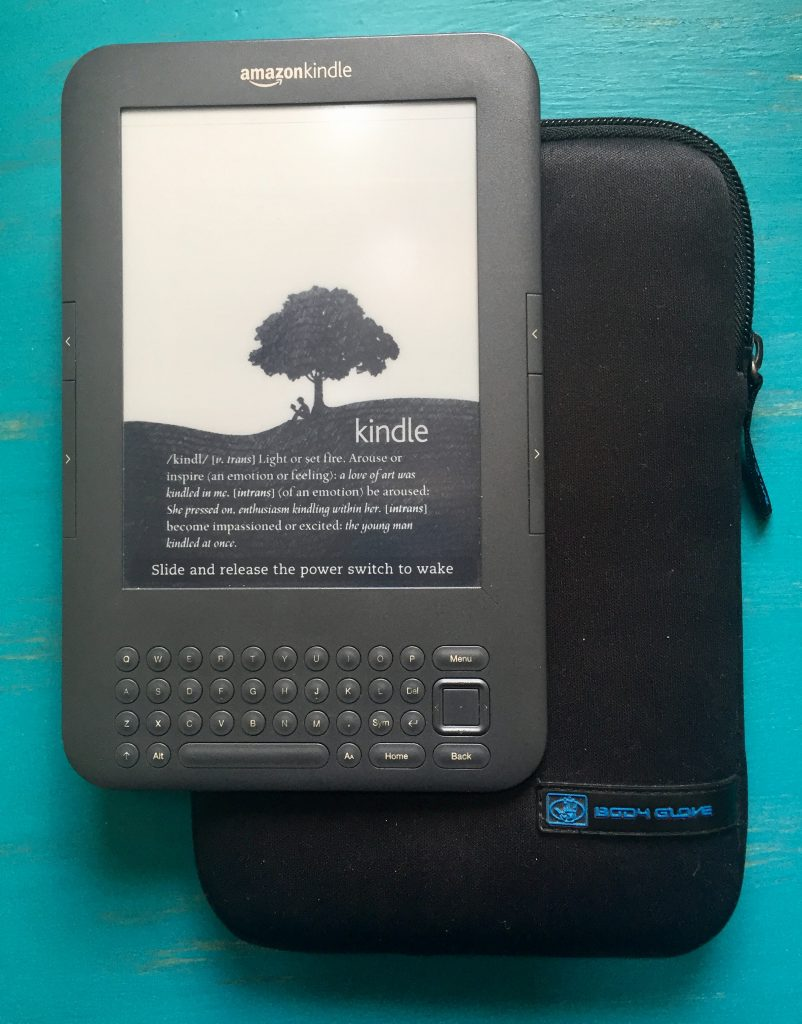 old kindle version