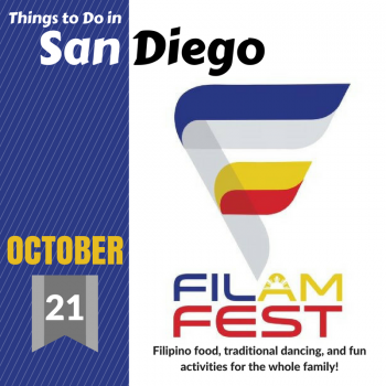 FilamFest Oct 21 in San Diego