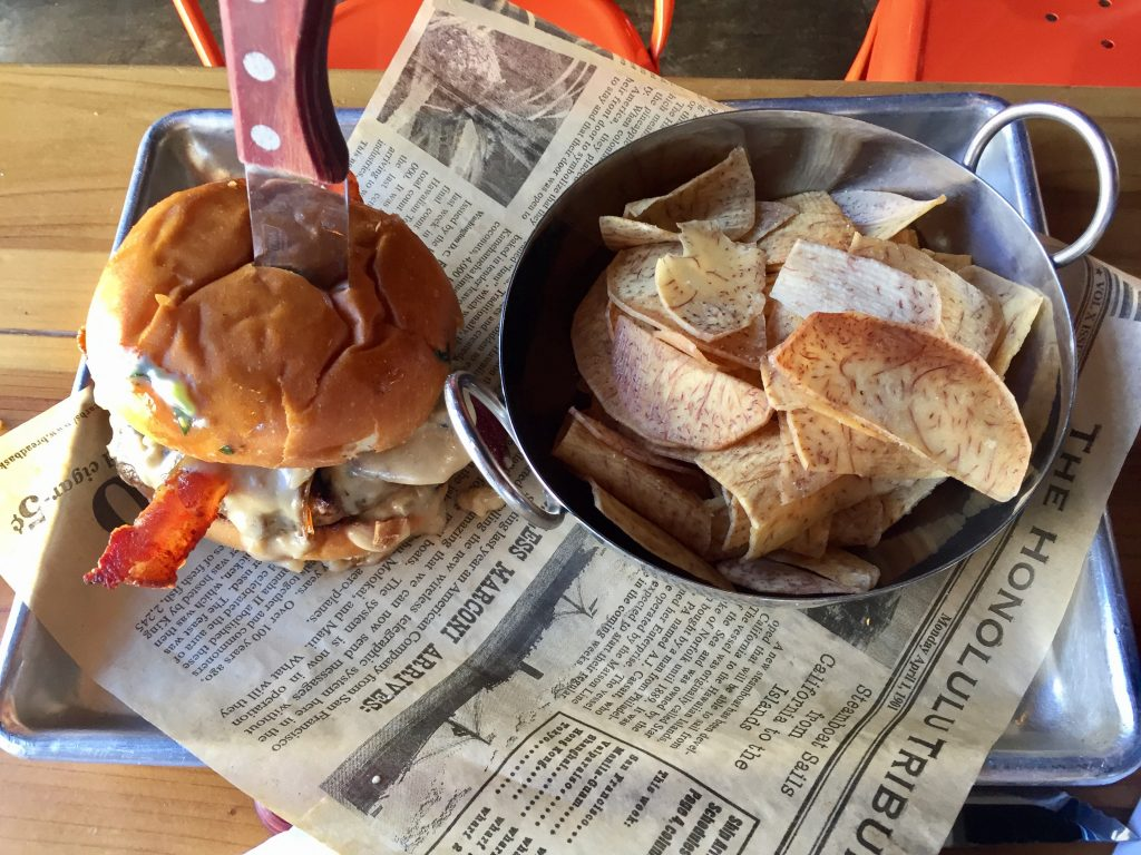 Messy Burger - Trade Winds San Diego