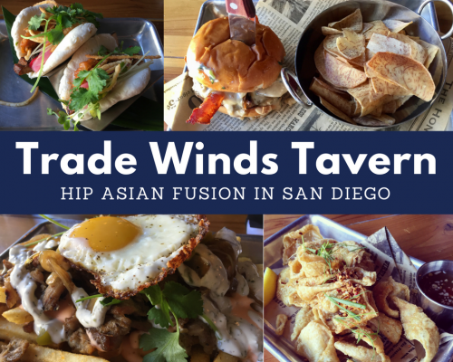 Trade Winds Tavern San Diego