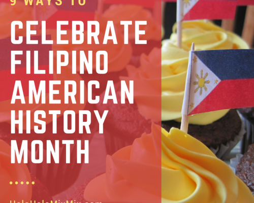 Ways to Celebrate Filipino American History Month