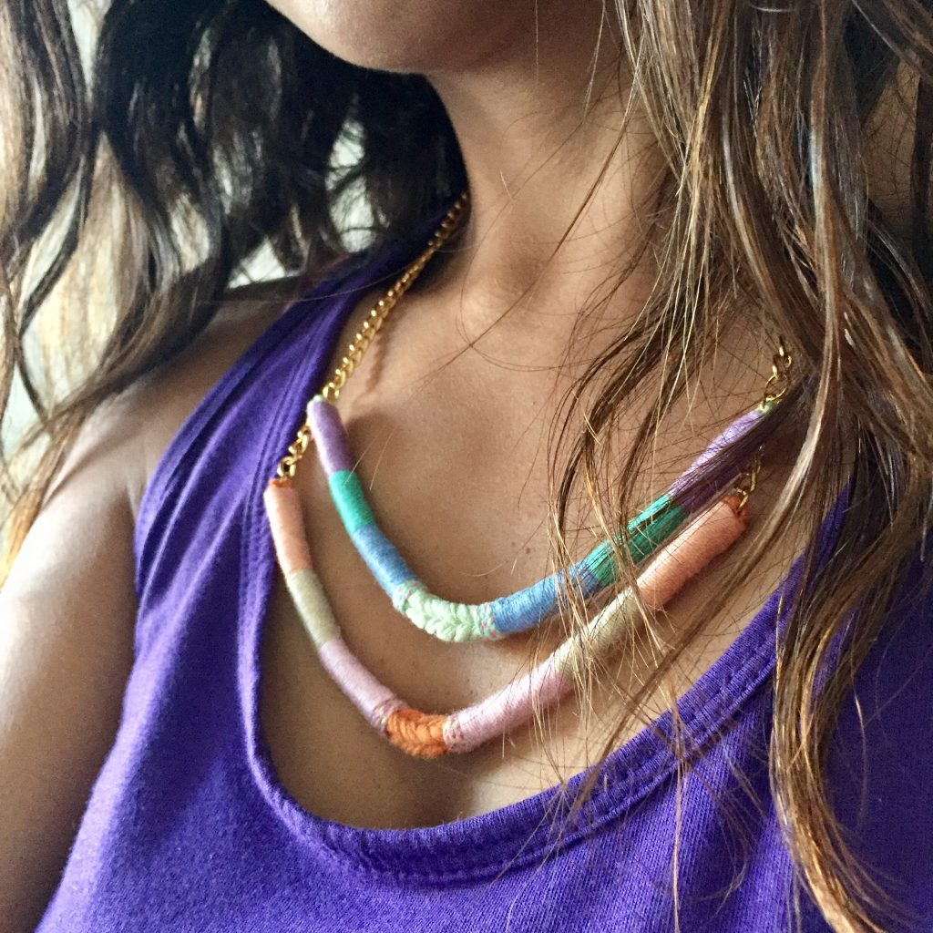 olivia and diego necklace