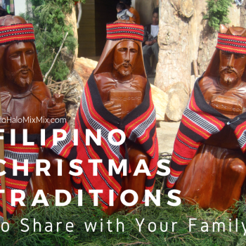 Filipino Christmas Traditions to share