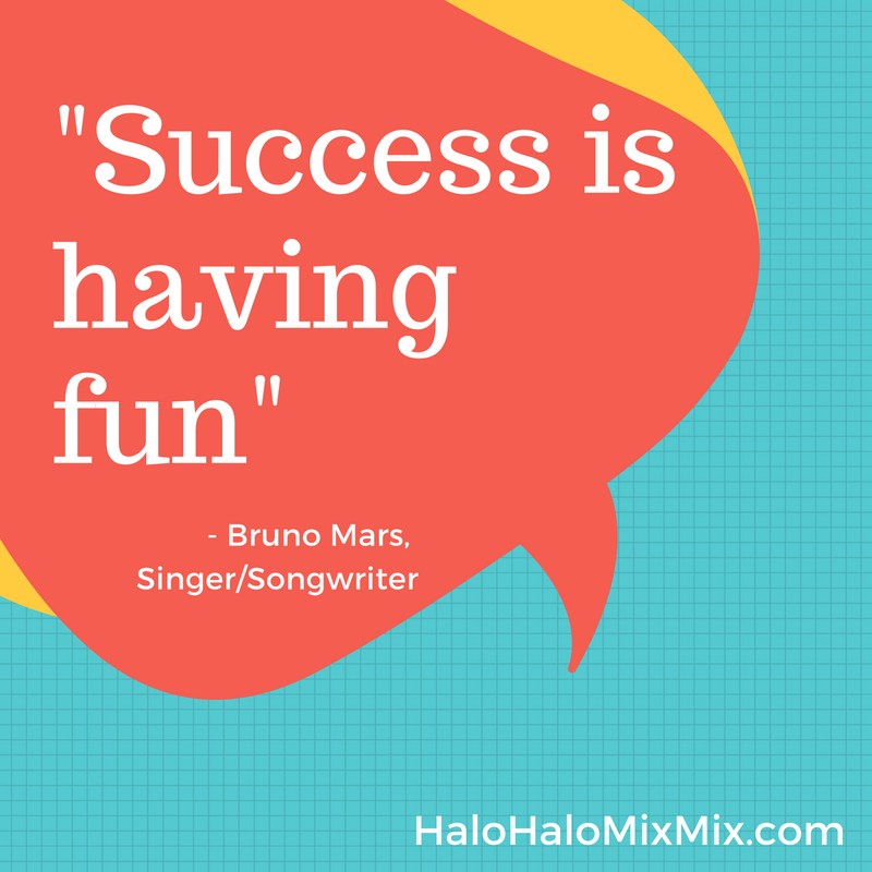 Quotes from Famous Filipino Americans - Bruno Mars