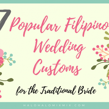 7 Popular Filipino Wedding Customs for the Traditional Bride