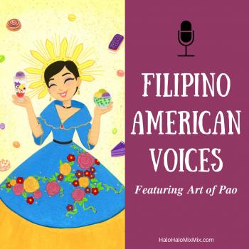 Filipino American Voices - Art of Pao