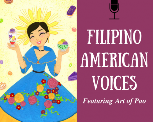 Filipino American Voices - Art of Pao