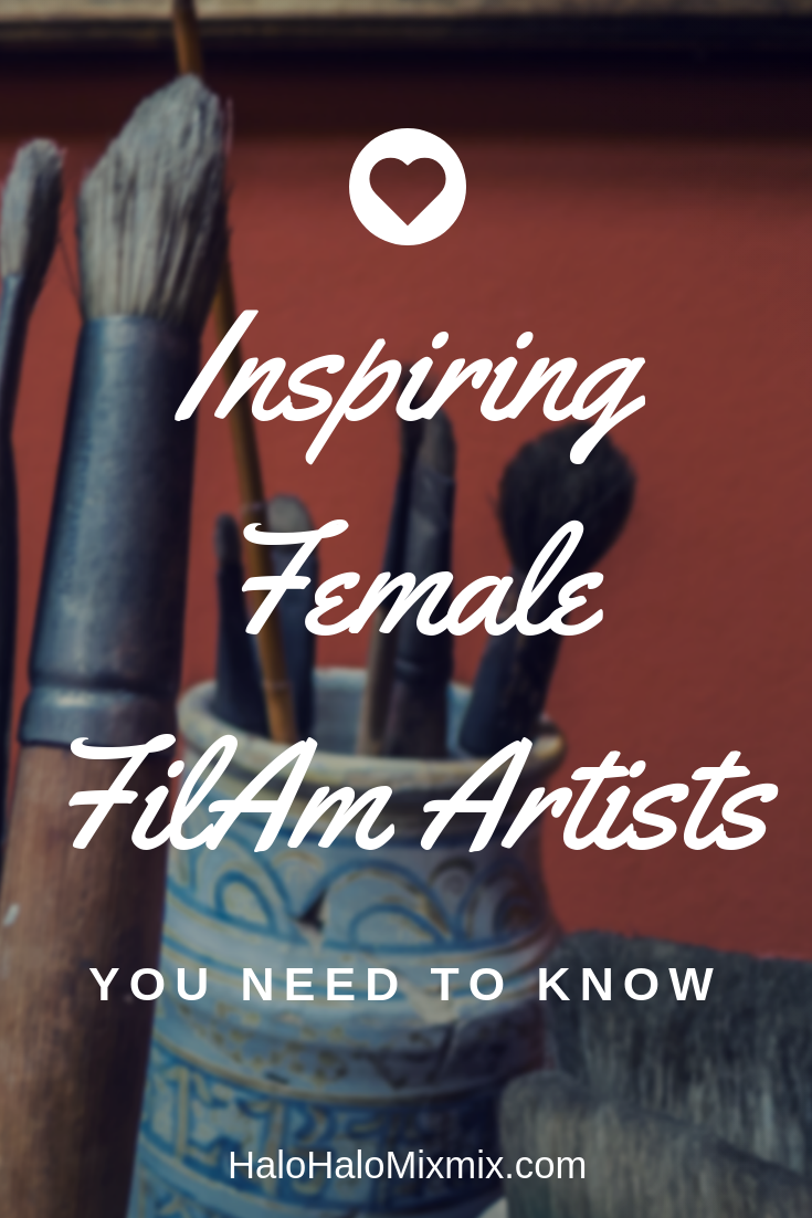 Inspiring Female Filam Artists You Need to Know