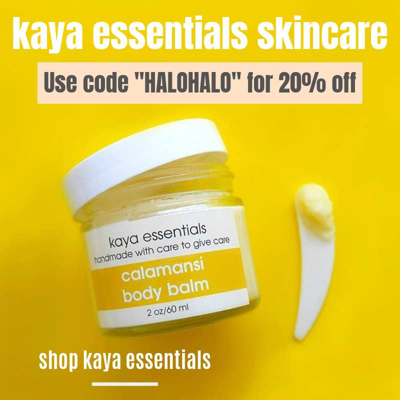 kaya essentials - gifts for a Filipina