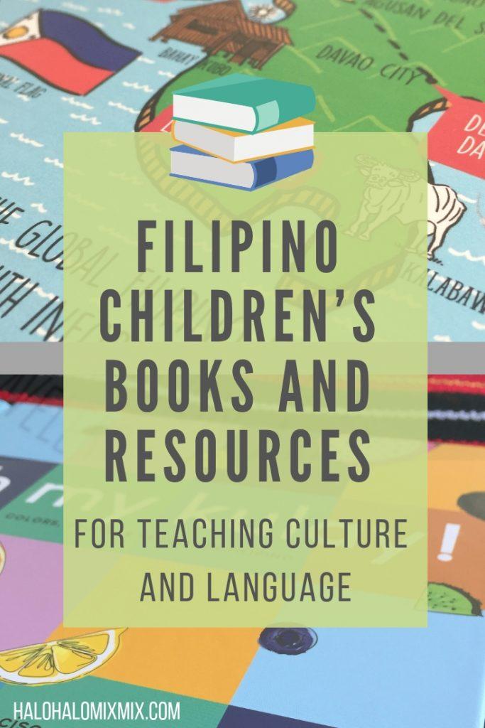 Filipino Children's Books and Resources