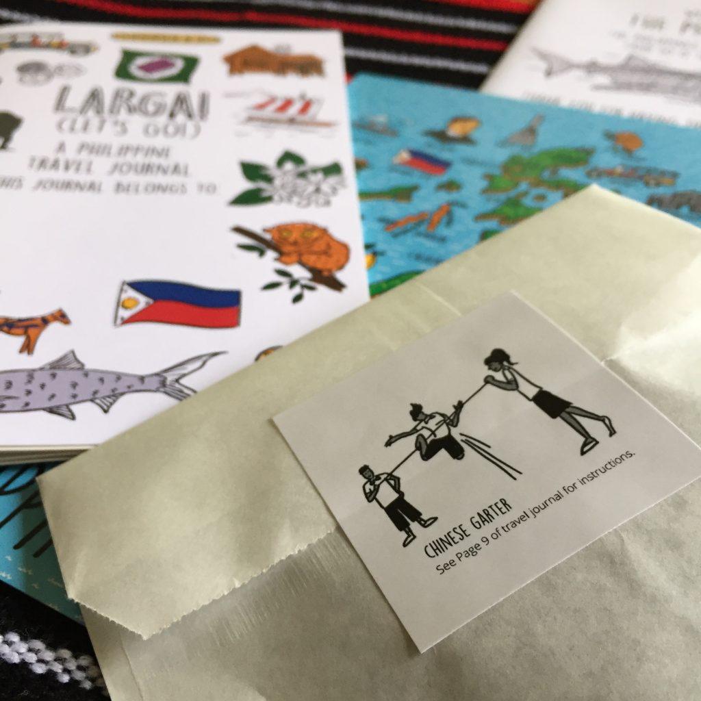 Larga! Let's Go! Filipino Children's Books and Resources